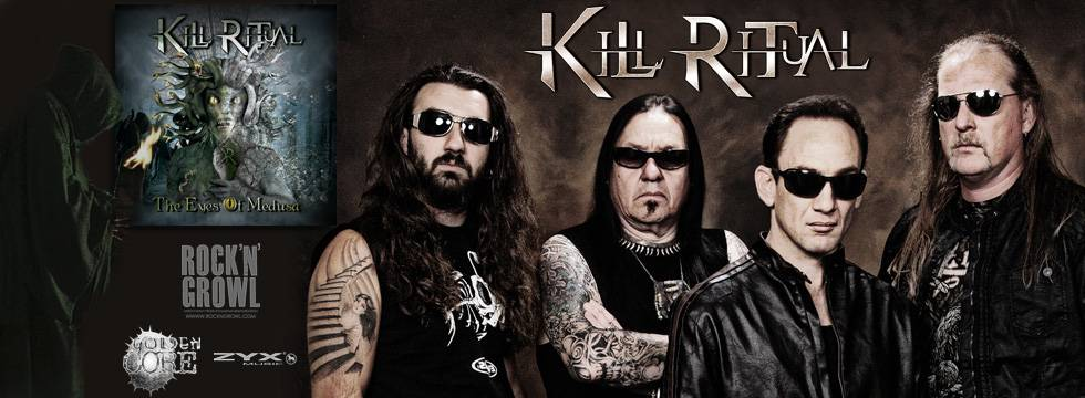 KillRitualCDSampler Kill Ritual Stream The Eyes Of Medusa Track