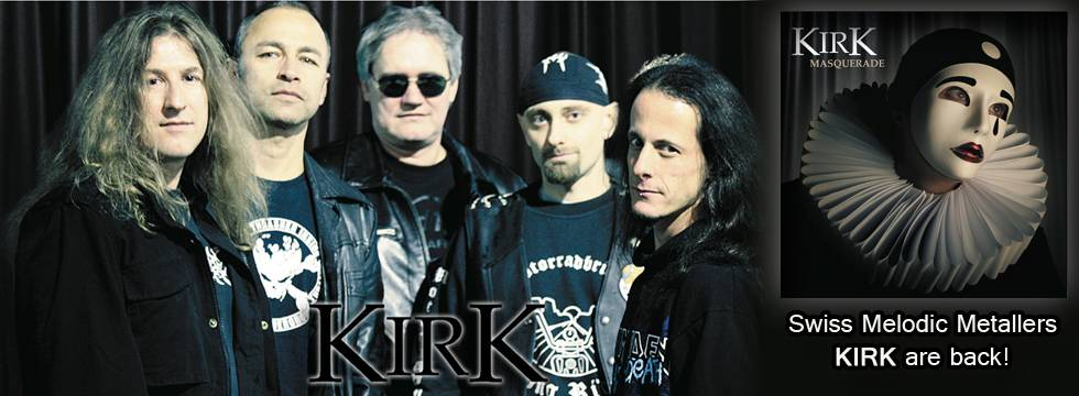 Kirk - New Album Title, Cover, Release Date