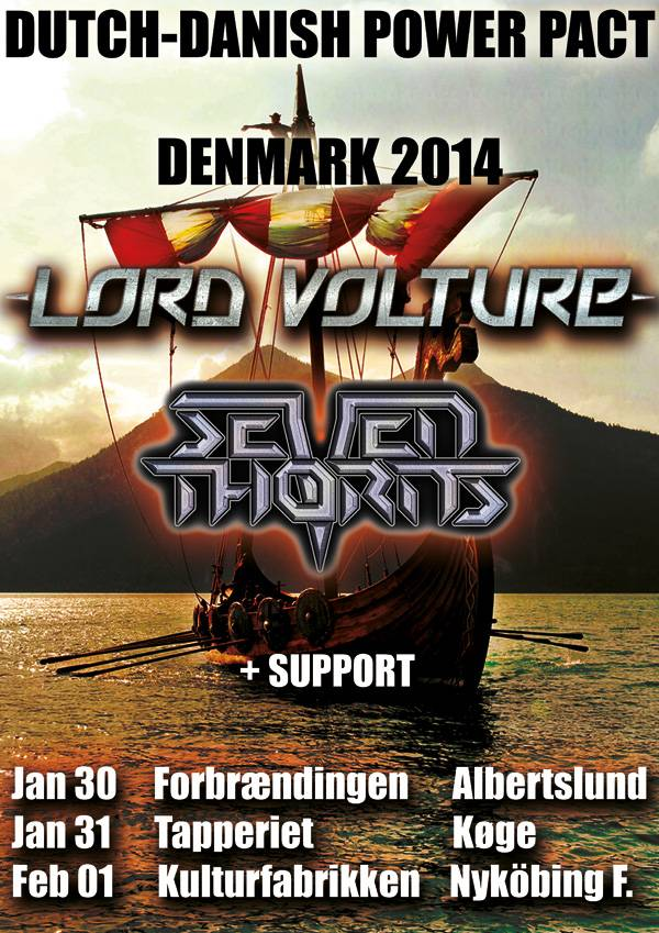 LordVoltureDenmark Lord Volture Video New Album Photoshoot