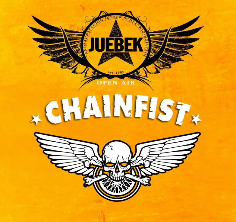 Chainfist Jübek Open Air 2014