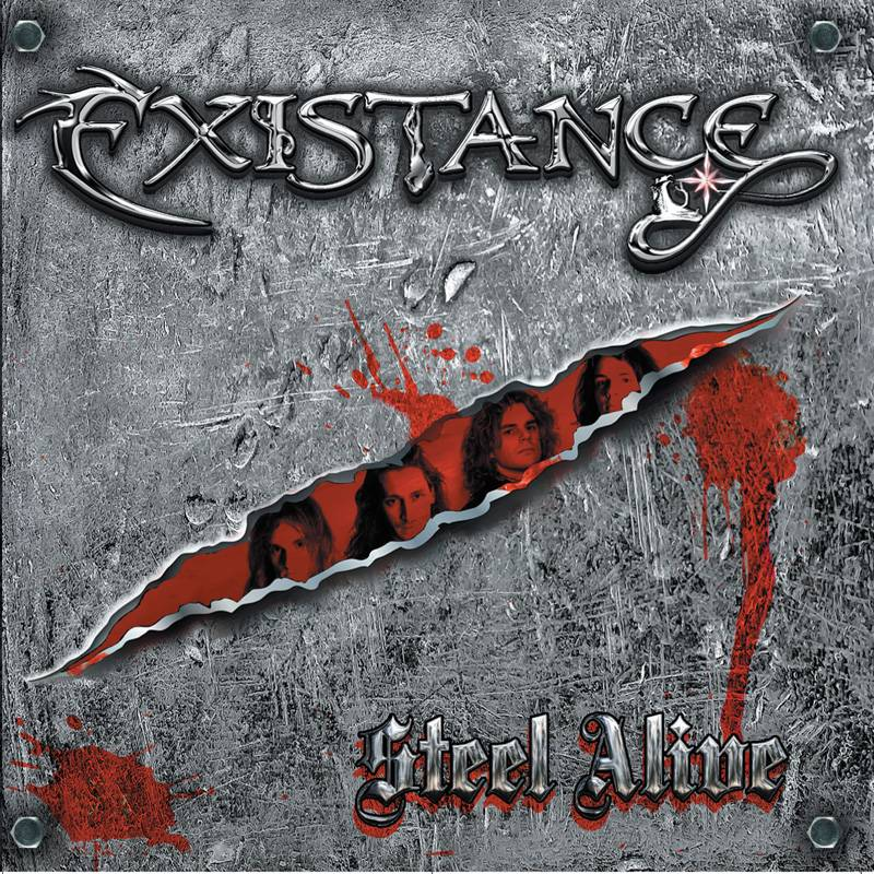 ExistanceSteelAlive EXISTANCE Unveil Cover Artwork, Tracklist