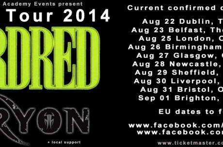Furyon Mordred Tour