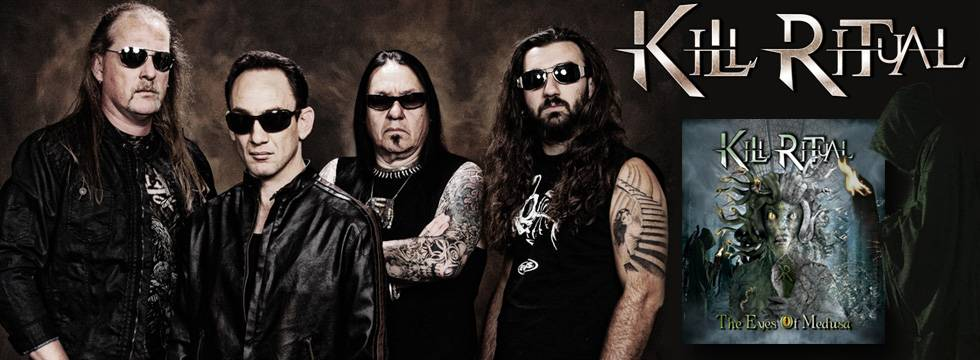 Kill Ritual Stream 'The Eyes Of Medusa' Track