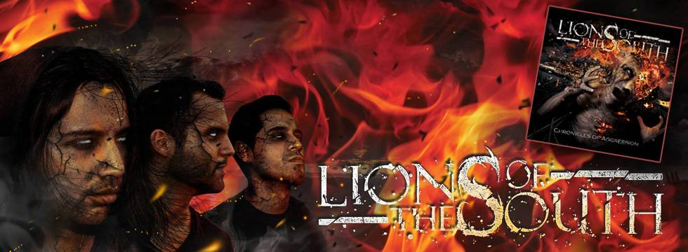 Lions Of The South Unveil Artwork, Tracklist