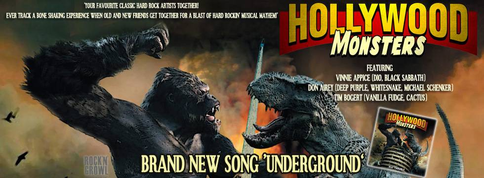 Hollywood Monsters - Underground