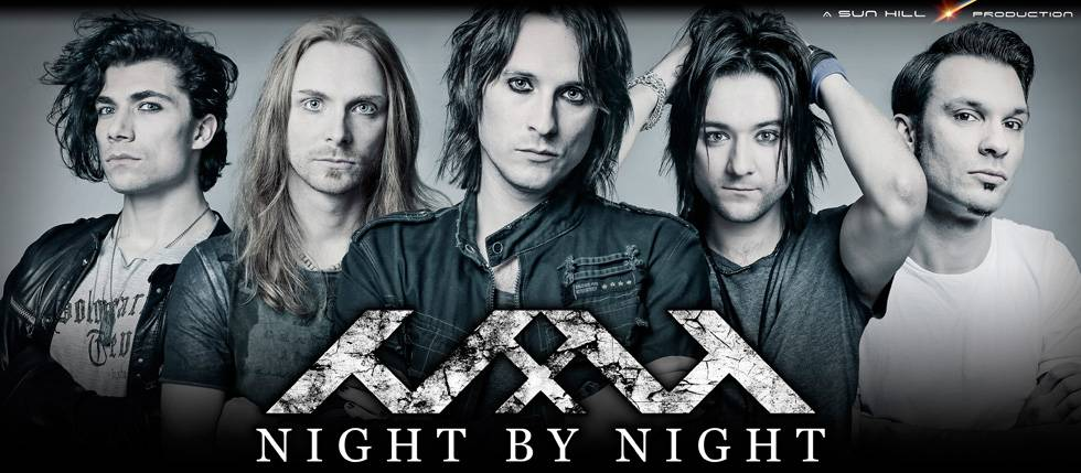 NightbyNightBand Night By Night To Release NxN In July