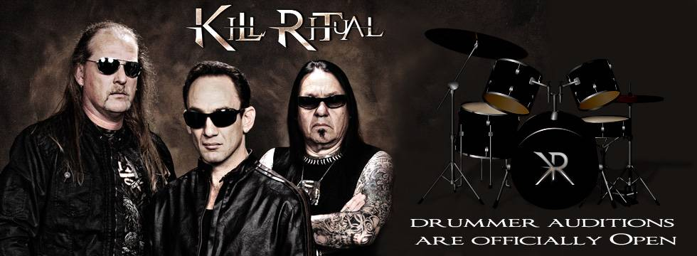 KILL RITUAL Launches Drummer Search