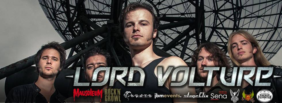 Lord Volture 'Will To Power' Album Details