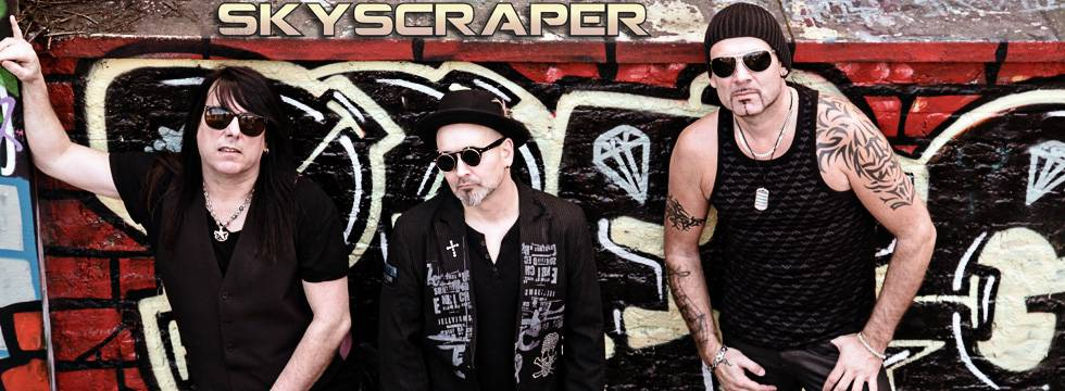 ROCK N GROWL - HARD N HEAVY METAL PROMOTION Skyscraper Reveals 'Elevation' Album Details