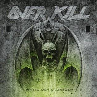 ROCK N GROWL - HARD N HEAVY METAL PROMOTION Review: Overkill - White Devil Armory