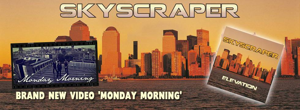 Skyscraper 'Monday Morning' Video Released
