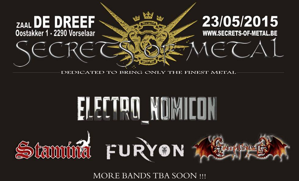 Secrets Of Metal Festival