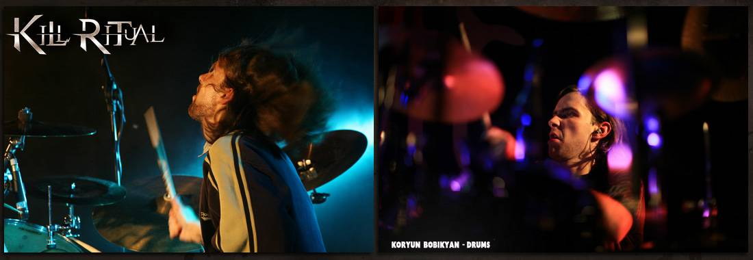 Koryun Bobikyan Drums