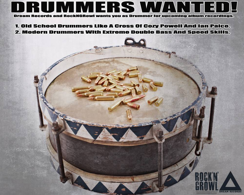 Drummer Search