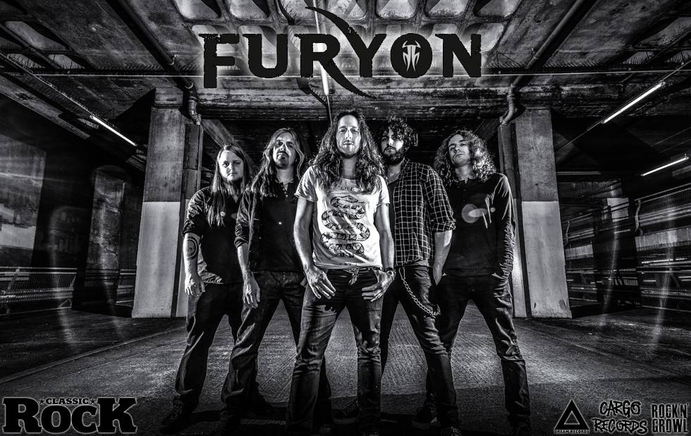 FuryonUKDream FURYON Signs With Dream Records