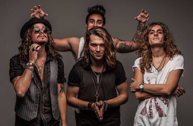 ROCK N GROWL - HARD N HEAVY METAL PROMOTION Reach 'Reach Out To Rock' Album, Tour