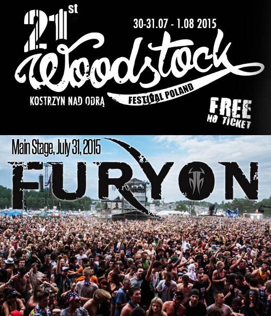 Furyon Woodstock