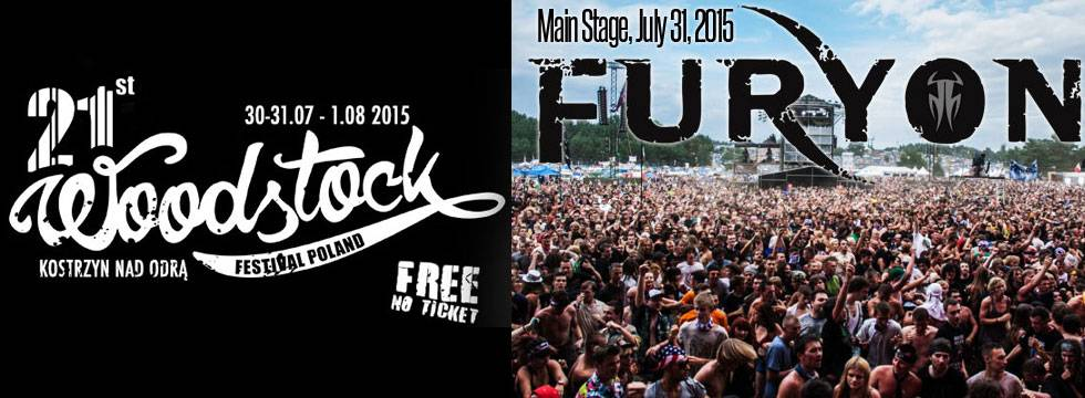 Furyon Confirmed For Woodstock Festival