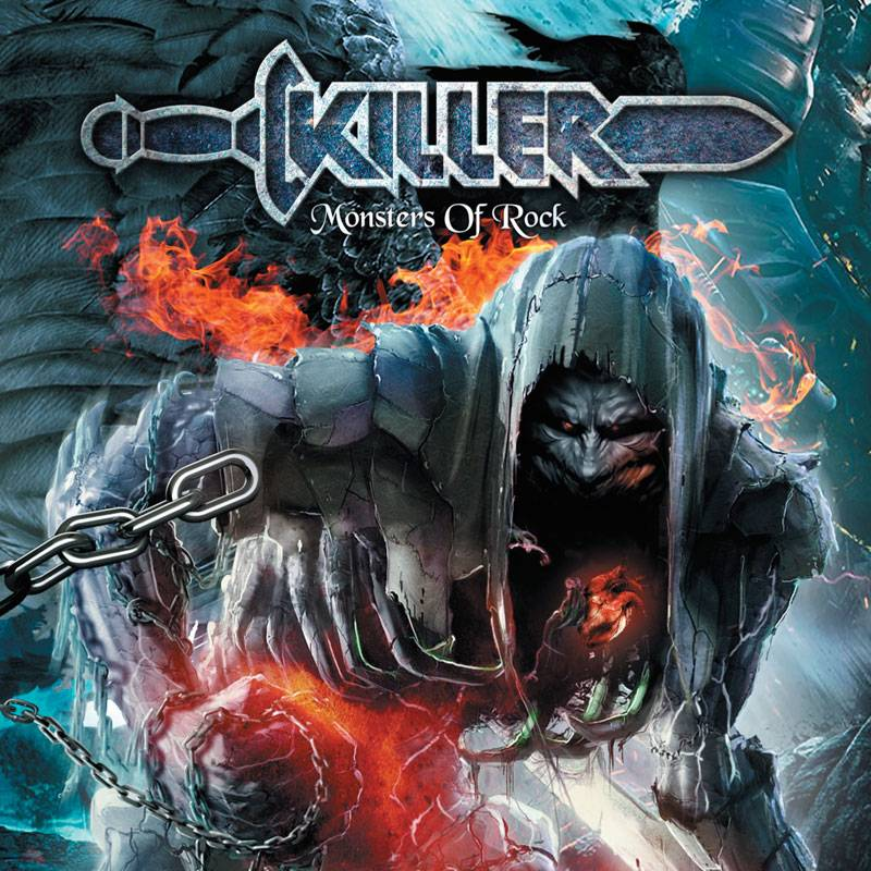Killer Monsters Of Rock