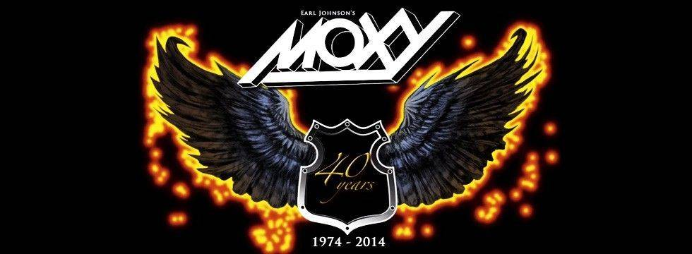 Moxy 40 Years And Still Riding High CD/DVD