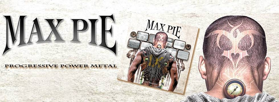 Max Pie 'Odd Memories' Album Details