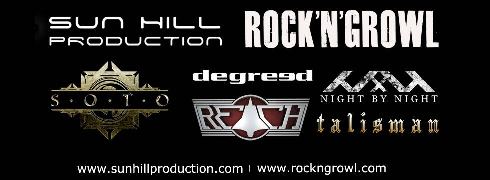 Sunhill Productions & RockNGrowl Promotion