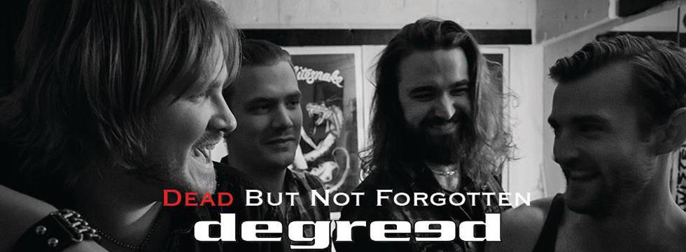 Degreed 'Dead But Not Forgotten' Album