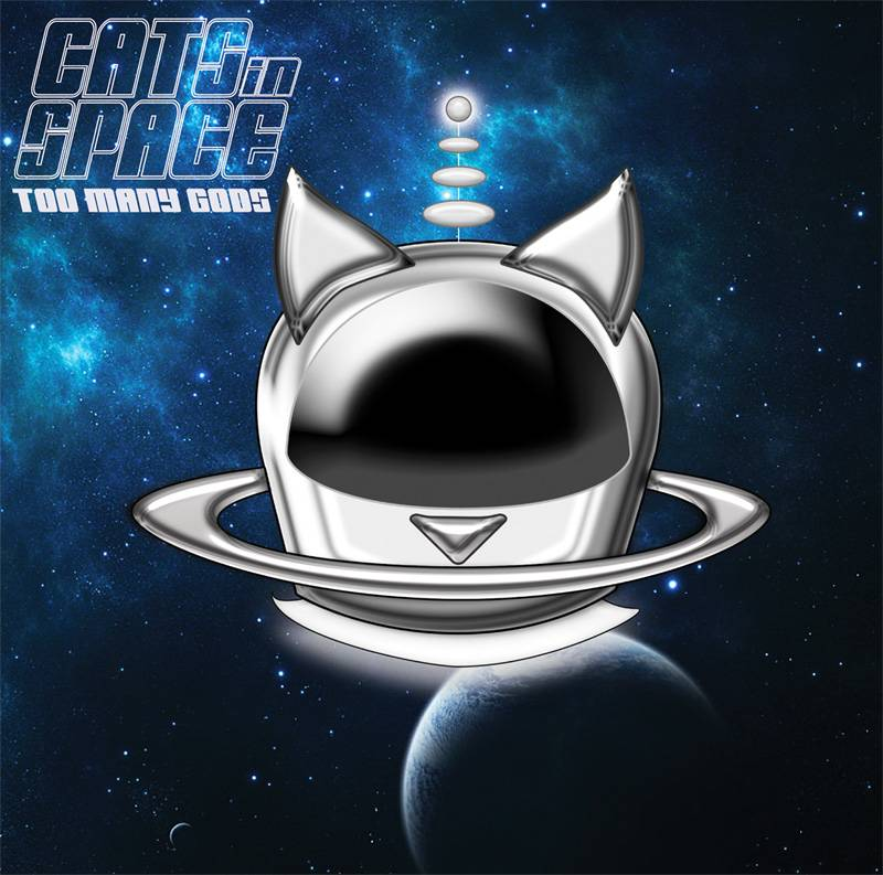 Cats In Space Too Many Goods