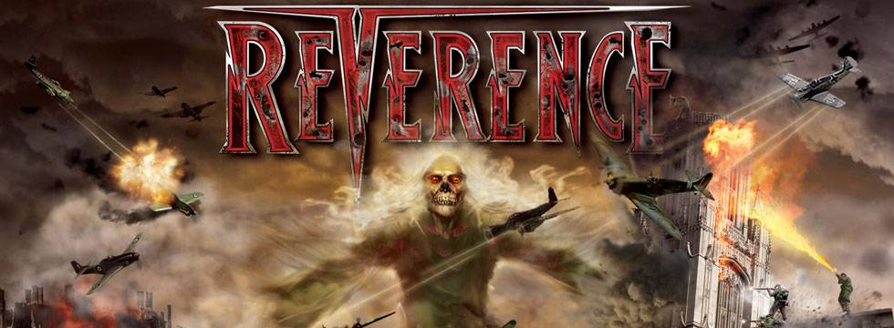 Reverence Gods Metal