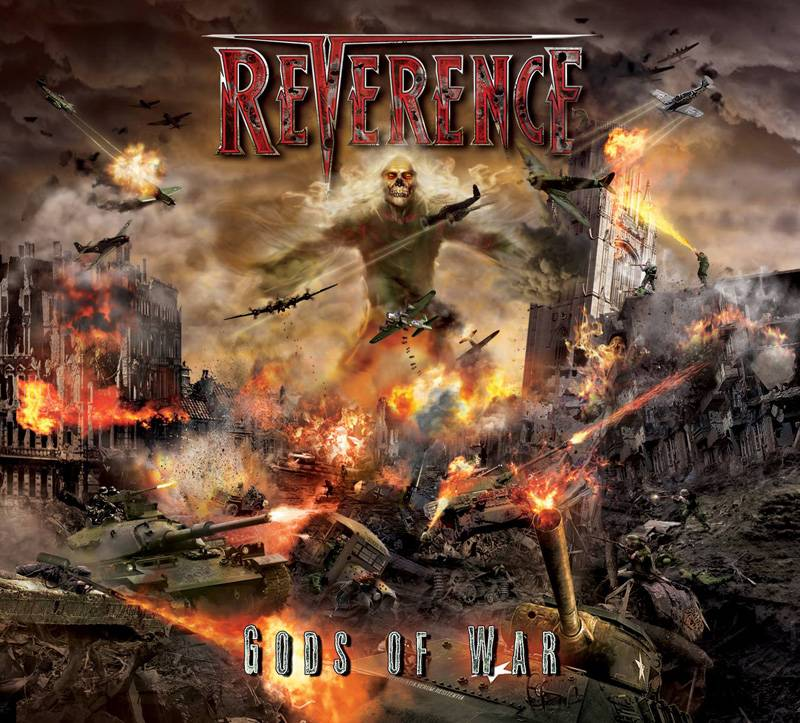 Reverence Gods Of War