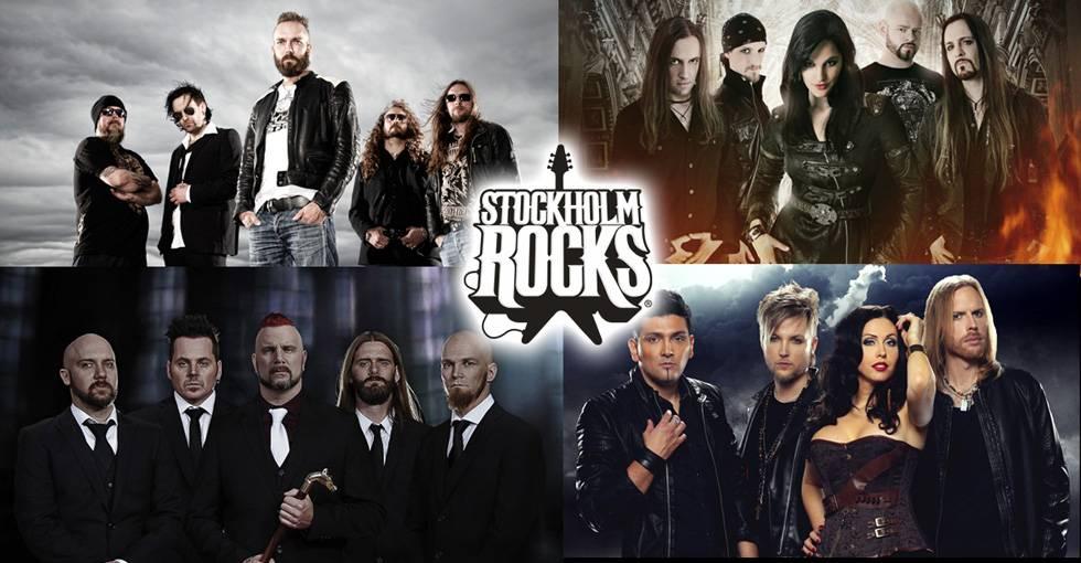 Stockholm Rocks Festival