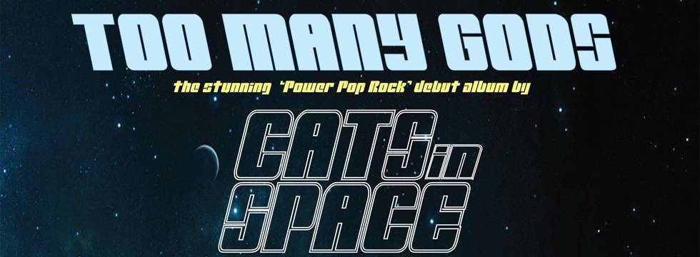 Cats In Space Power Pop