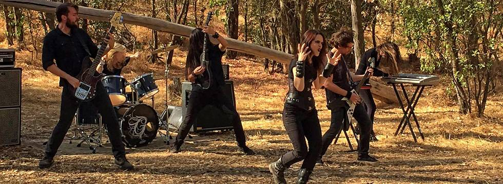 Graveshadow 'Namesake' Video Released