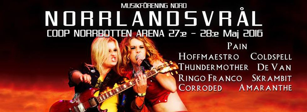 Norrlandsvral Festival