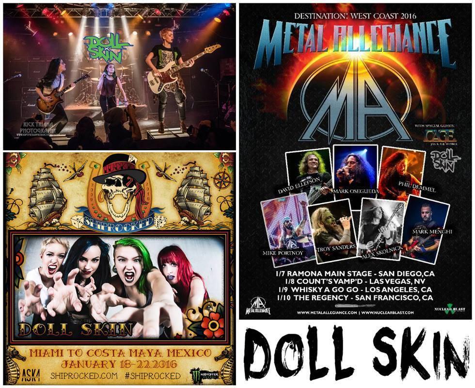 Doll Skin Live 2016