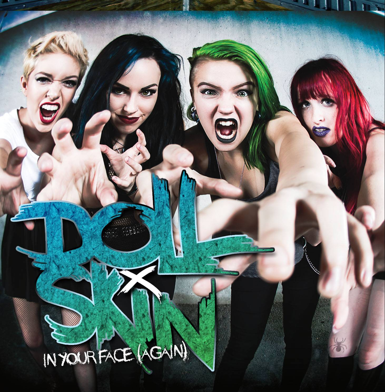 Doll Skin In Your Face (Again)