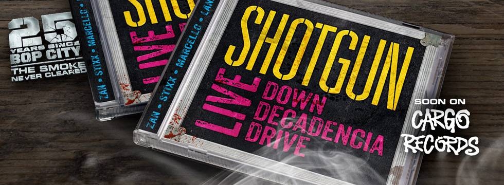 Shotgun 'Down Decadencia Drive' Album