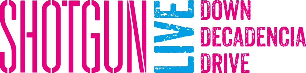 Shotgun Logo Title