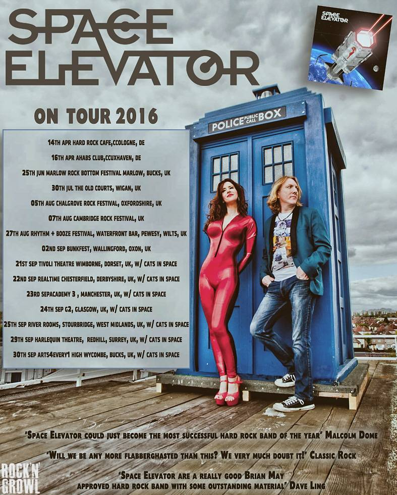 Space Elevator Tour