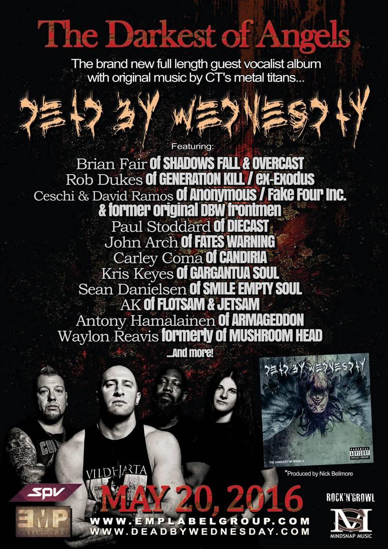 DBW Album Poster