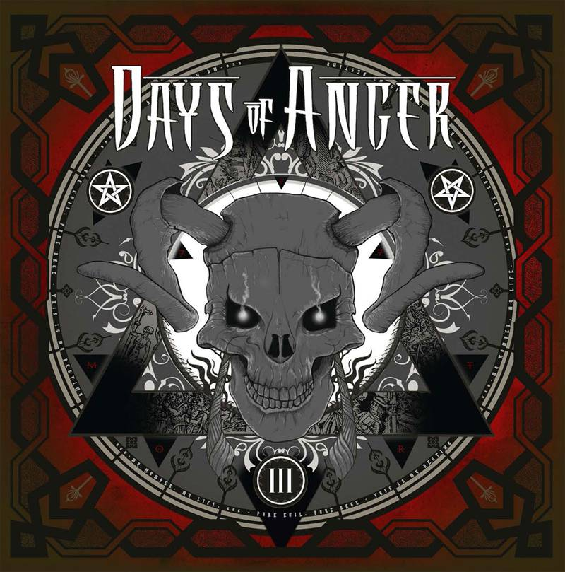 Days Of Anger III