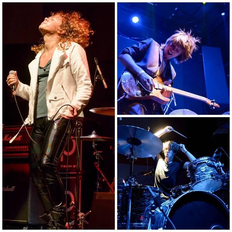 ROCK N GROWL - HARD N HEAVY METAL PROMOTION TEMPT 'Runaway' Debut Album Released