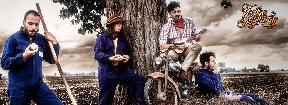Voodoo Highway 'Pervert County' EP