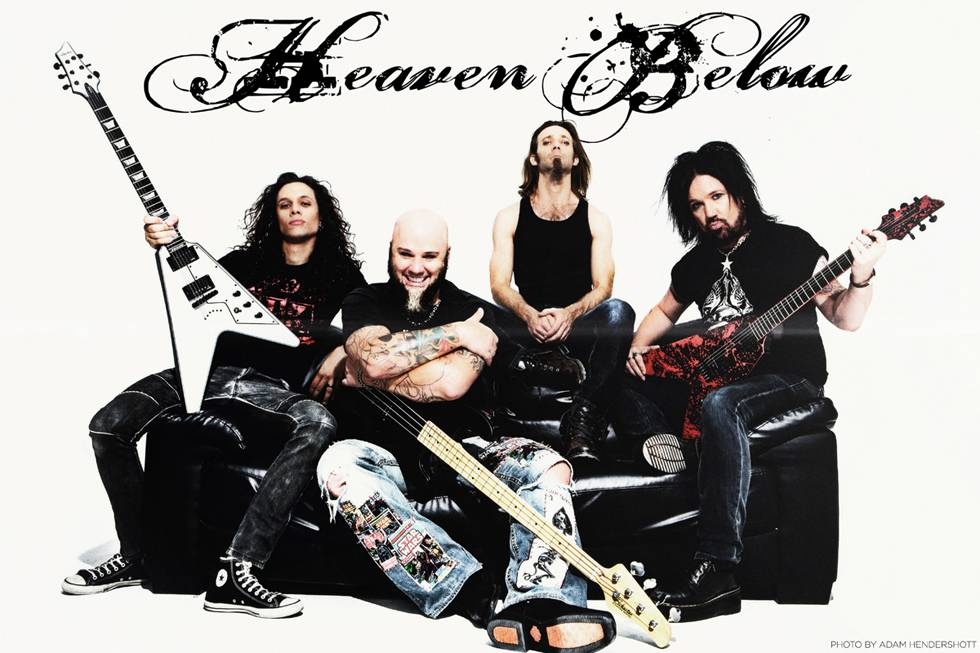 heaven below band