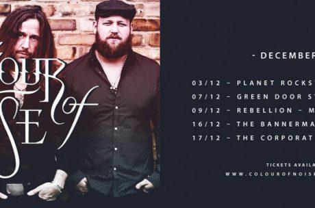 colour of noise december tour
