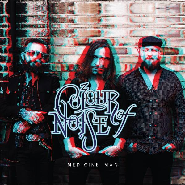 olour of noise medicine man