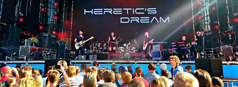 heretics dream live 2016