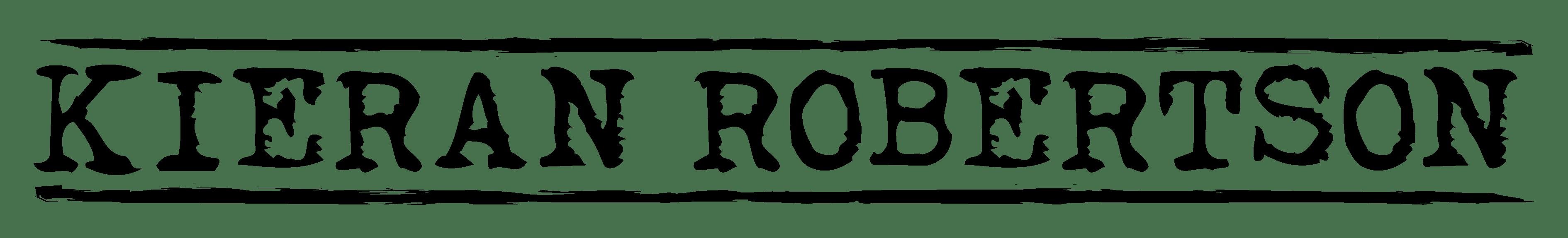 Kieran Robertson Logo
