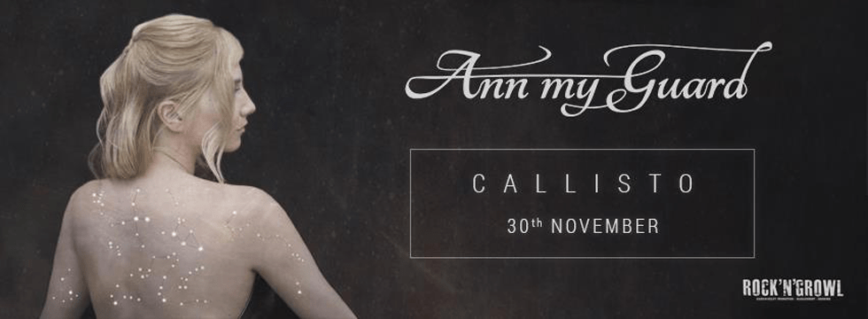 "Ann My Guard ""Callisto"" Music Video"