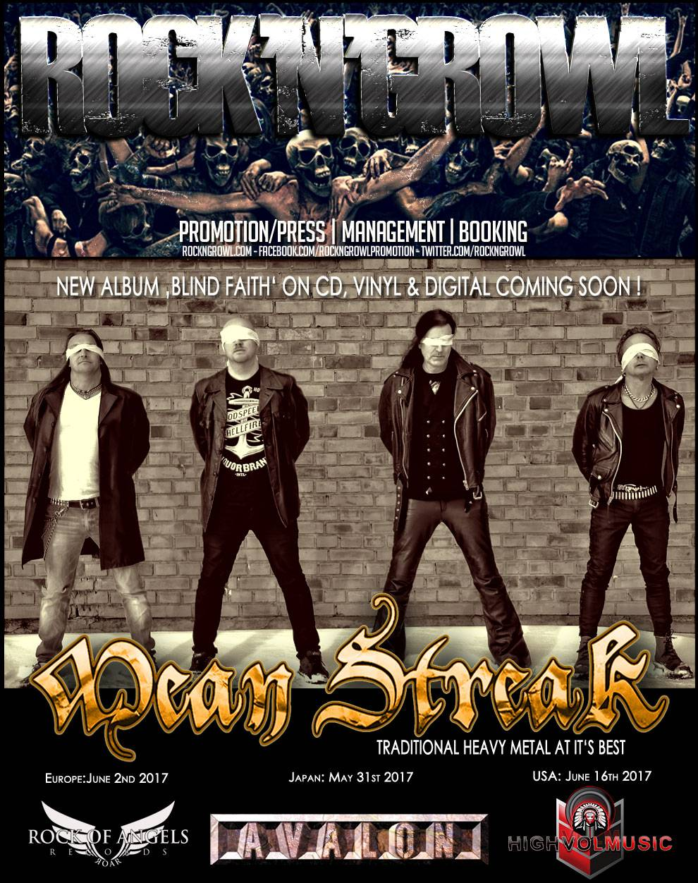 Mean Streak Blind Faith Album